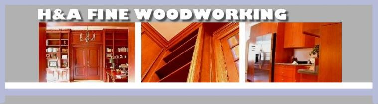 H A Fine Woodworking Custom Cabinets Virginia Dc