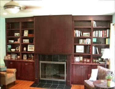 Classic Cherry 28-Inch Standard Bookcase by Aspenhome - Belfort