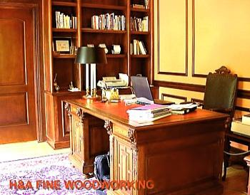 H A Fine Woodworking Custom Cabinets Virginia Dc Maryland